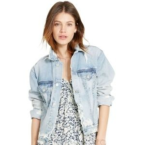 Denim & Supply Ralph Lauren Relaxed Trucker Jacket